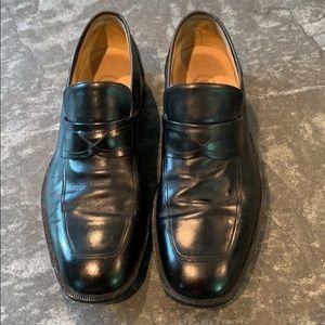 Rock port Oak Tan Prime Leather Loafers